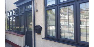 UPVC Door Spraying London