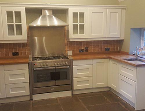 Spray Painters Kitchen Cabinets