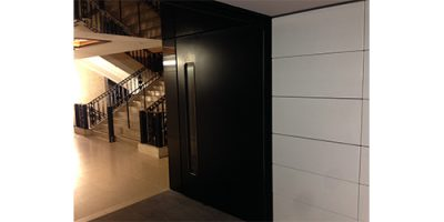 Door Spraying Harrods