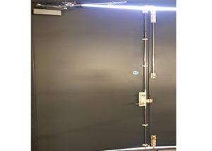 Industrial Door Spray Painting London