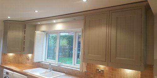 Spray Kitchen Cabinets Manchester