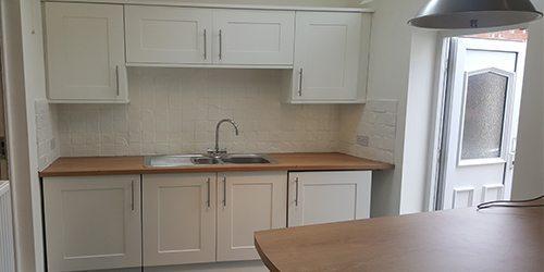 Spray Painting Kitchen Cabinet Manchester Upvc Window