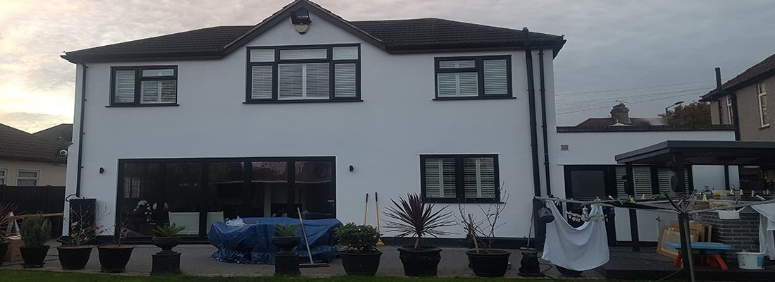 upvc window spraying sidcup london